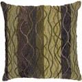 'Hopeful' Down Square Decorative Pillow