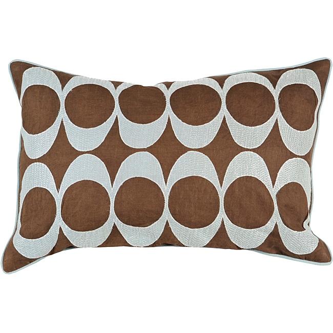 Space' Down 13x20 Decorative Pillow