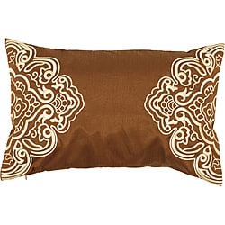 'Master' Down 13x20 Decorative Pillow