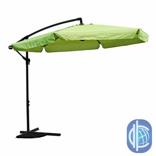 International Caravan Three-Meter Cantilever Crank Umbrella with Flaps