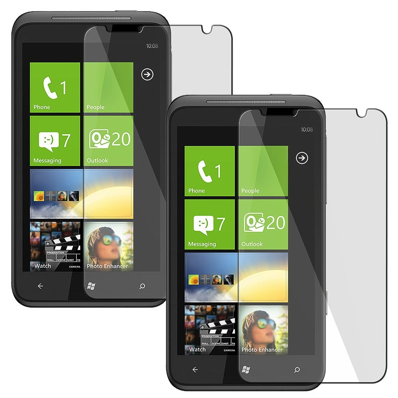 Screen Protector for HTC Titan (Pack of 2)
