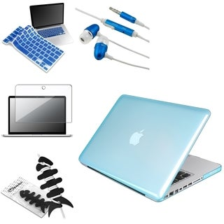 BasAcc Keyboard Shield/ Protector/ Headset/ Case for Apple MacBook Pro