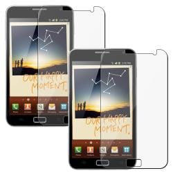 Screen Protector for Samsung N7000 Galaxy Note (Pack of 2)