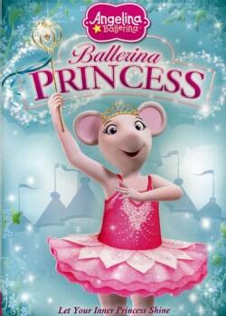 Angelina Ballerina: Ballerina Princess (DVD)