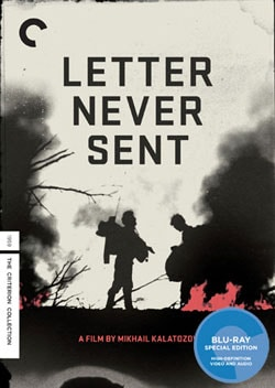 The Letter Never Sent - Criterion Collection (Blu-ray Disc)