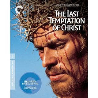 The Last Temptation of Christ (Blu-ray Disc)