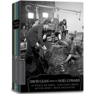 David Lean Directs Noel Coward Box Set - Criterion Collection (DVD)