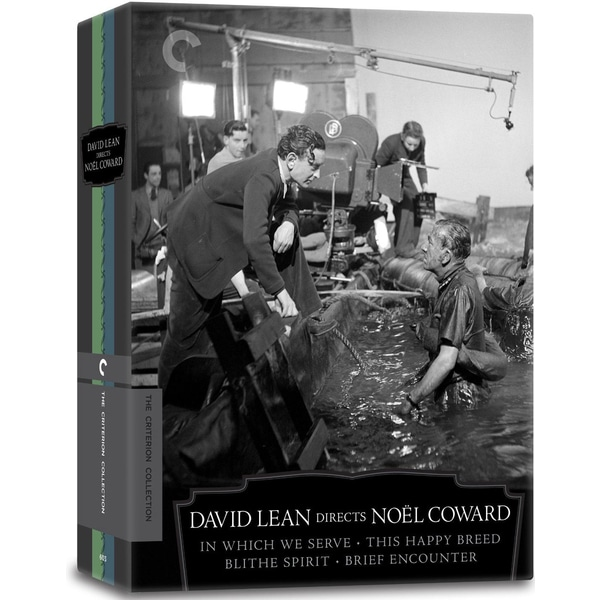 David Lean Directs Noel Coward Box Set - Criterion Collection (DVD) 8695123