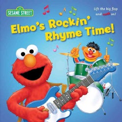 Elmo's Rockin' Rhyme Time! (Board book)