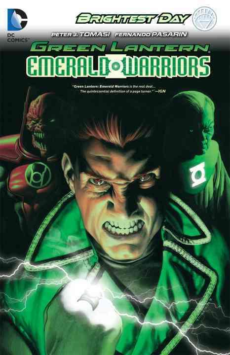 Green Lantern Emerald Warriors 1 (Paperback)