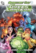 Green Lantern: Brightest Day (Paperback)