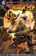 Frankenstein, Agent of S.H.A.D.E. 1: War of the Monsters (Paperback)