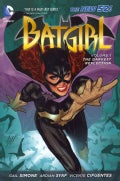 Batgirl 1: The Darkest Reflection (Hardcover)