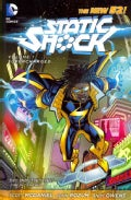 Static Shock 1: Supercharged (Paperback)