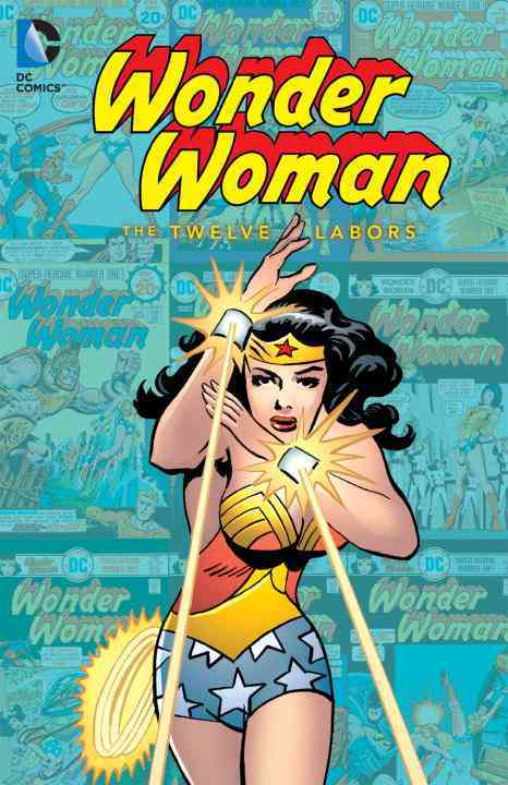 Wonder Woman: The Twelve Labors (Paperback)