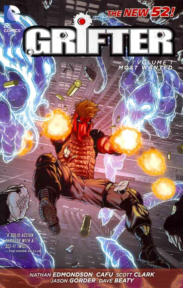 Grifter 1: Most Wanted (Paperback)