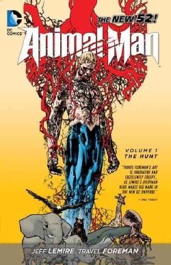 Animal Man 1: The Hunt (Paperback)