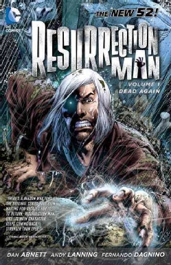 Resurrection Man 1: Dead Again (Paperback)