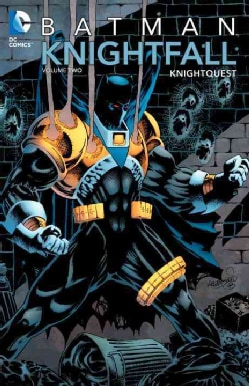 Batman: Knightfall 2: Knightquest (Paperback)