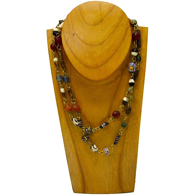 Trade Bead Necklace (Kenya)