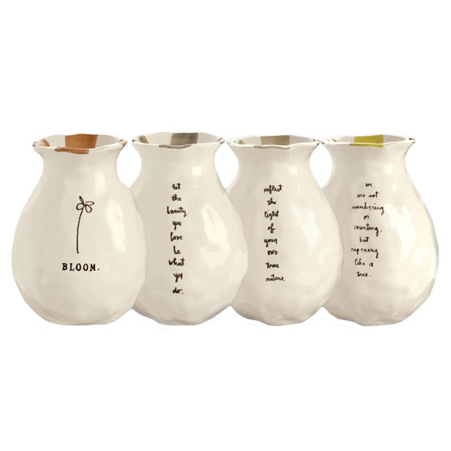 Inspiration Bud Vases