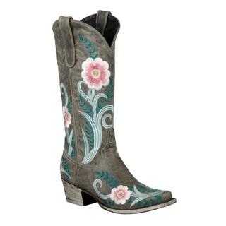 Lane Boots Women's Floral 'Ashlee' Cowboy Boots