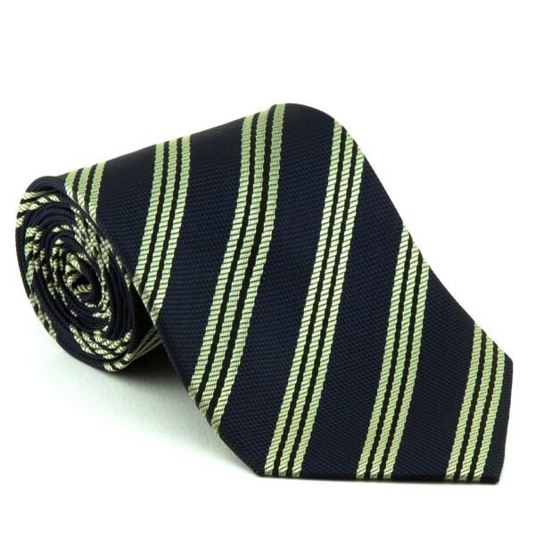 Platinum Ties Men's 'Blue Highway' Necktie