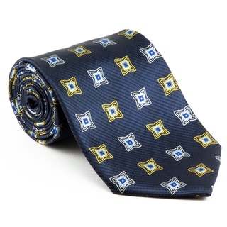 Platinum Ties Men's 'Blue Royale' Necktie