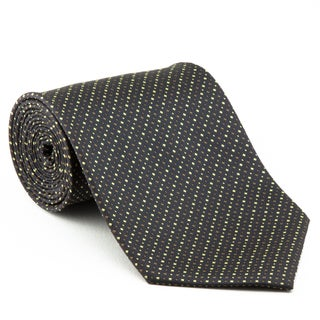 Platinum Ties Men's 'Gray Mix' Necktie