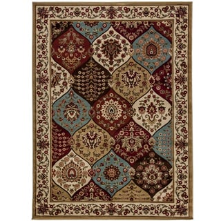 Wentworth Ivory Panel Rug (5'3 x 7'3)