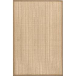 Dream Natural Fiber Beige Sisal Rug (2' x 8')