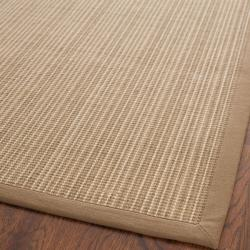 Dream Natural Fiber Beige Sisal Rug (4' x 6')
