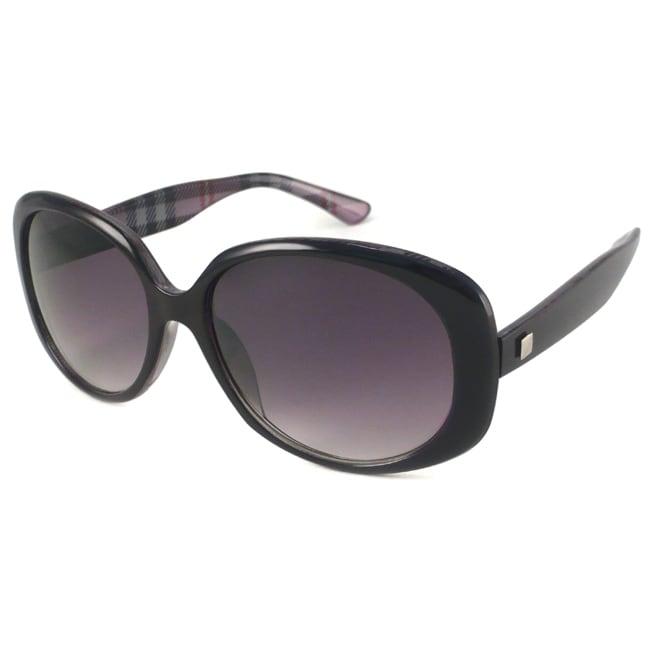 Urban Eyes Cate Women's Rectangular Plastic Sunglasses