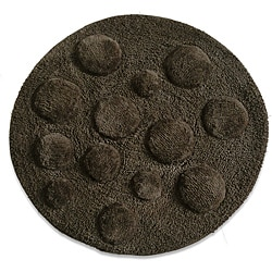 Jovi Home Bamboo Viscose Bubble Bath Mat