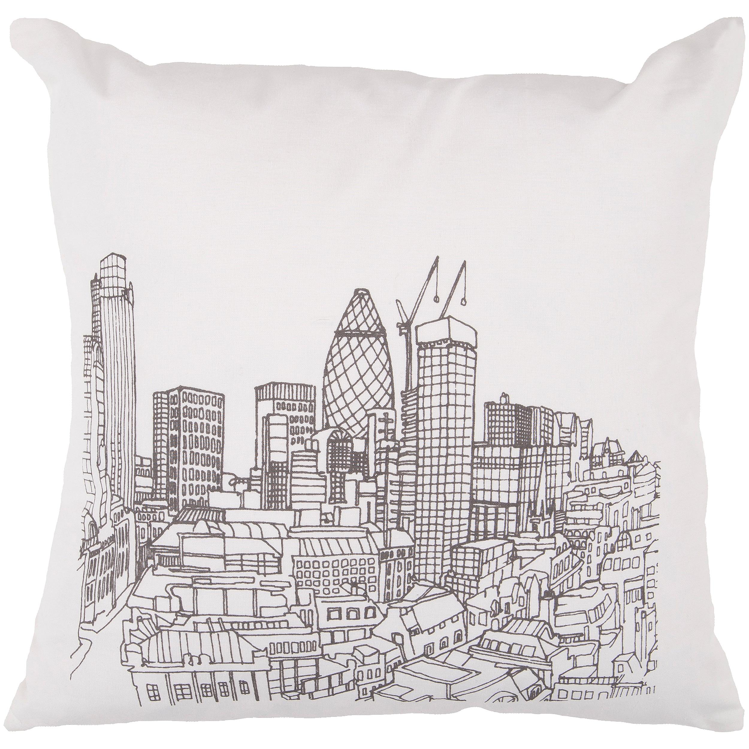 Titan 22-inch Poly Decorative Pillow