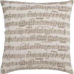 Stoic 18-inch Poly Decorative Pillow