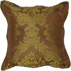 Lightning 18-inch Down Decorative Pillow