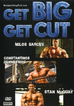Get Big Get Cut Bodybuilding (DVD)
