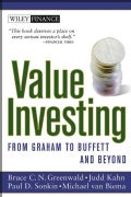 Value Investing: From Graham to Buffett and Beyond (Paperback)