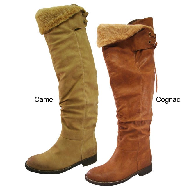 Bucco Women's 'Lettie' Over-the-knee Boots
