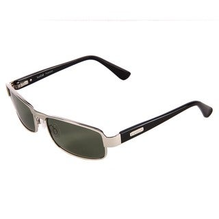 Bolle Men's 'Lenox' Silver Sport Sunglasses