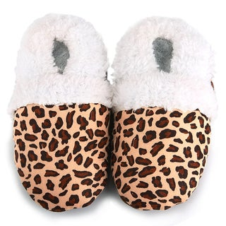 Leopard Spots Soft Sole Baby Shoes