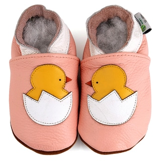 Baby Chick Soft Sole Leather Baby Shoes