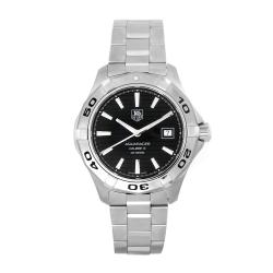 Tag Heuer Men's WAP2010.BA0830 Aquaracer Automatic Black Dial Watch