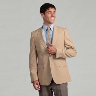 Tommy Hilfiger Men's Khaki Sportcoat