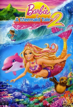 Barbie: A Mermaid Tale 2 (DVD)