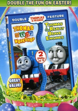 Thomas & Friends: Toy Workshop/Really Brave (DVD)