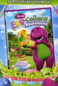 Barney: Egg-Cellent Adventures (DVD)
