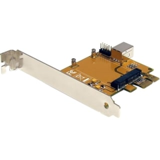 StarTech.com PCI Express to Mini PCI Express Card Adapter