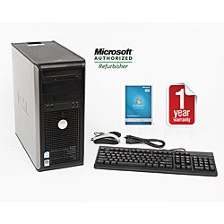 Dell GX620 3.4GHz 160GB MiniTower Computer (Refurbished)
